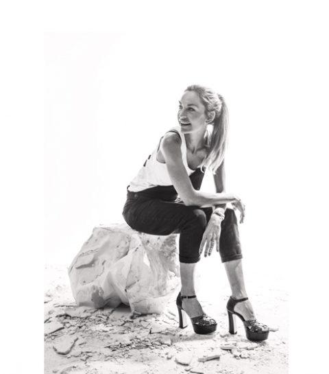 INTERVIEW: schoenenontwerpster Virginie Morobé