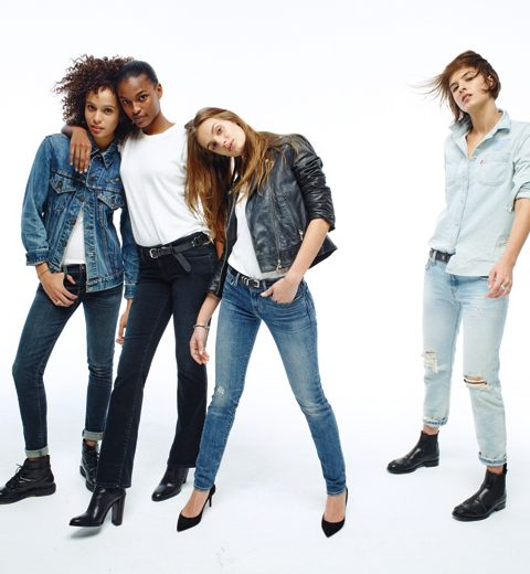 We love: de Lot 700 collectie van Levi's