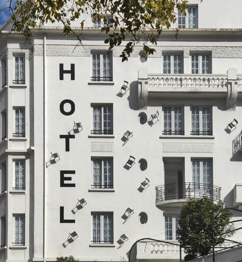 COLLÈGE HOTEL