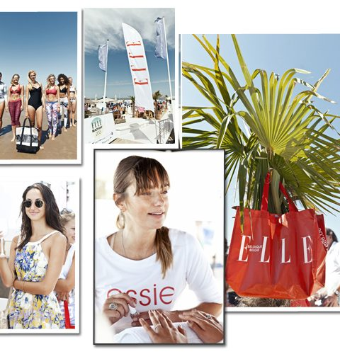 IN BEELD: ELLE Beach Day