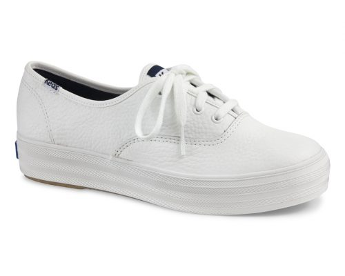 Keds FW15_WH53541_Triple Tumbled Leather_White_84,95