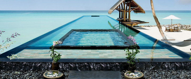 Reethi Rah one and only resort maldiven