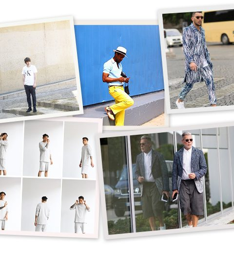 10 stijlvolle mannen om te volgen tijdens de modeweken