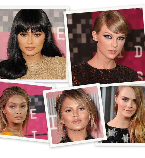 VMA's: 10 beautylooks onder de loep