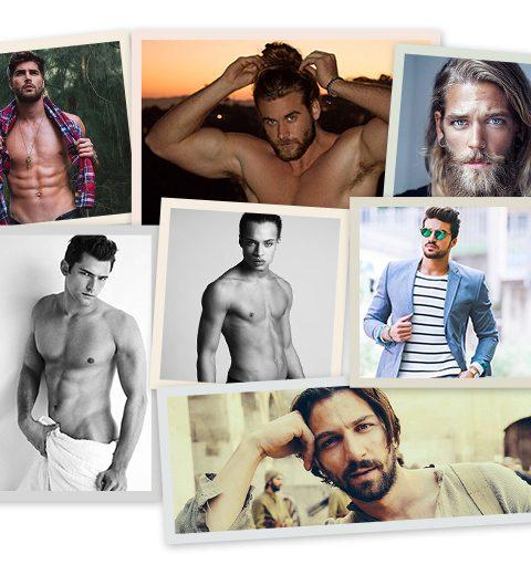 10 droommannen om te volgen op Instagram