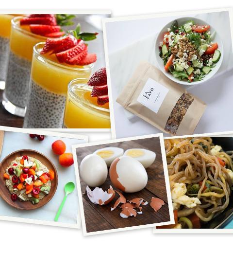 Gedaan met die grommende maag: 5 anti-snack foods