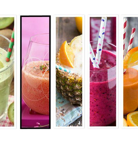 10 Anti-cellulitis smoothies
