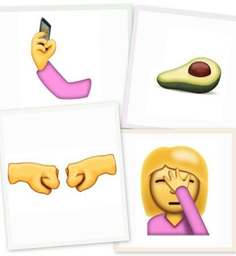 Deze nieuwe emoji's moet je zien