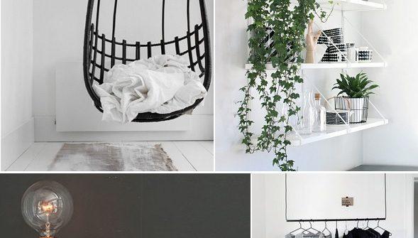 Shopping tips voor het inrichten van een kleine kamer elle be