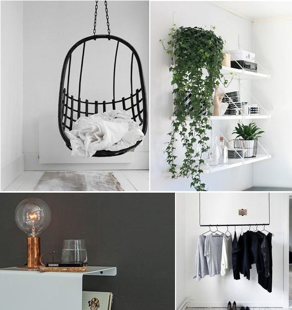 Shopping 7 x tips voor het inrichten van een kleine kamer - Foto deco volwassen kamer ...