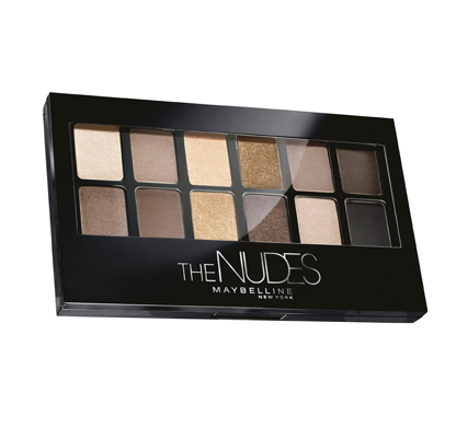 The Nudes van Maybelline, € 15,99