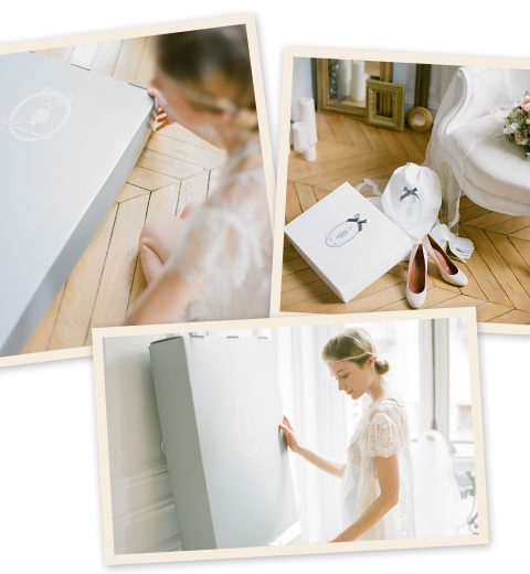 We love: de bruidskit van J'aime Ma Robe