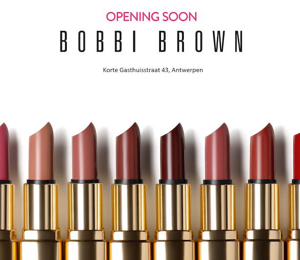 Bobbi Brown Antwerpen