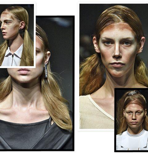 Extreme make-uplook stelt schoonheidsideaal in vraag