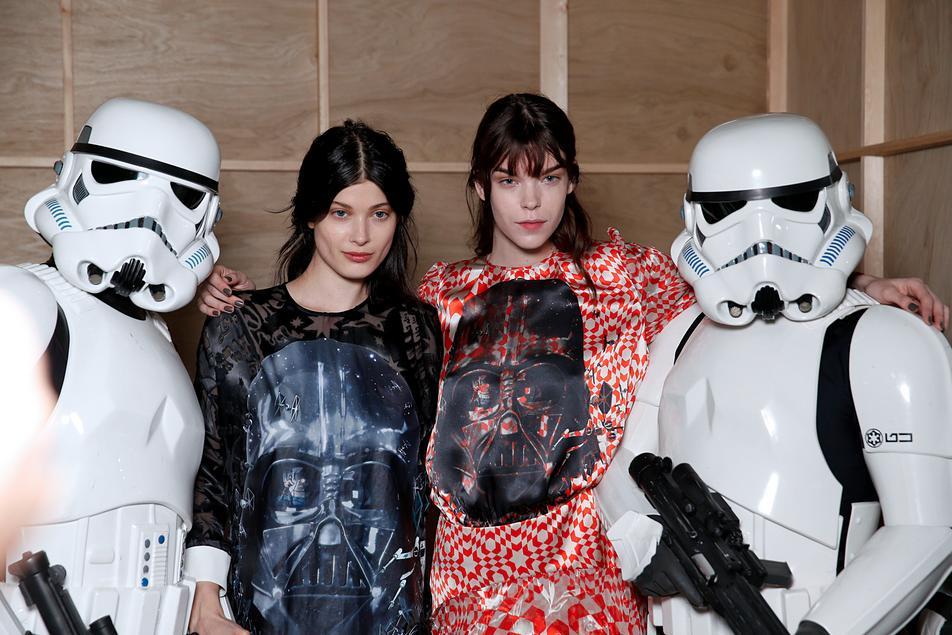 Stormtroopers bij Preen