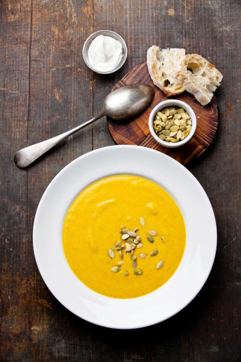 5 x soepen met herfstgroenten - 1