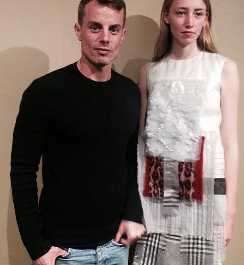 Interview. Christian Wijnants opent eerste flagship store in Antwerpen