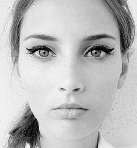 How to: eyeliner voor elk type oog