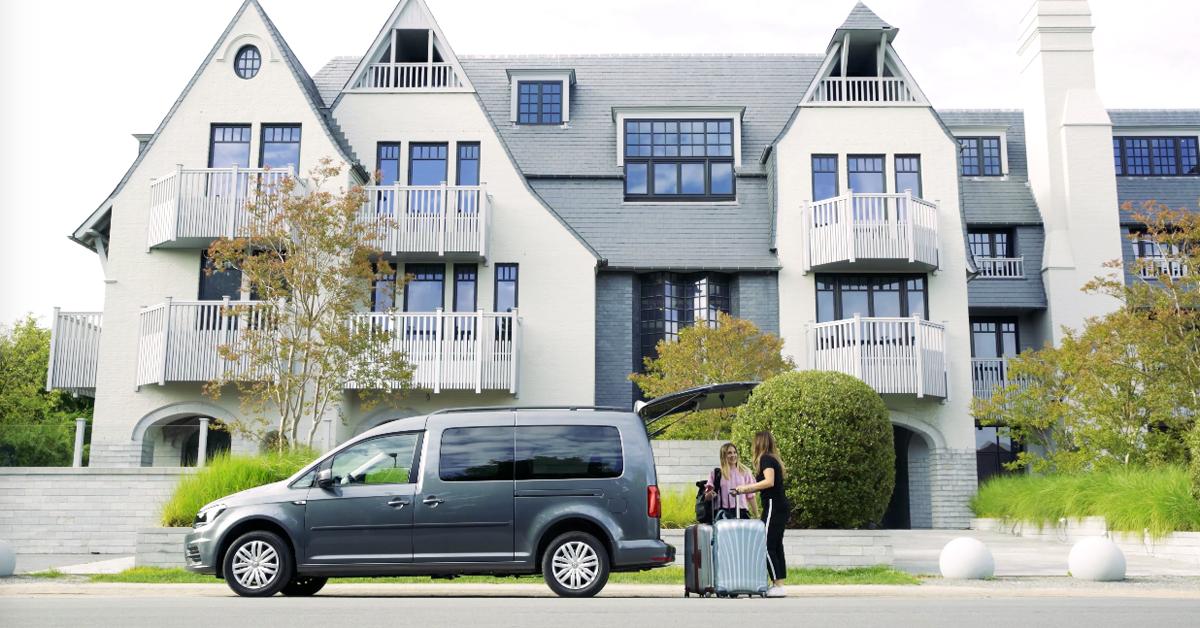 Op vakantie vertrekken: maar hoe krijg je nu alle koffers in de auto? - 1