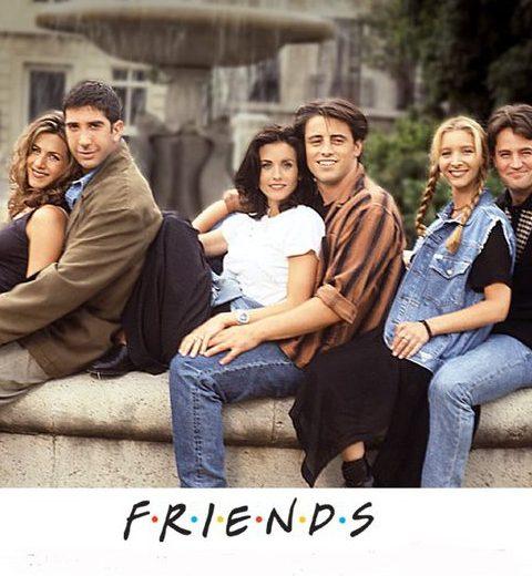 10 dingen die je nog niet wist over Friends