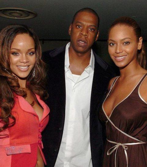 Schok: de affaire tussen Rihanna en JayZ uitgelegd