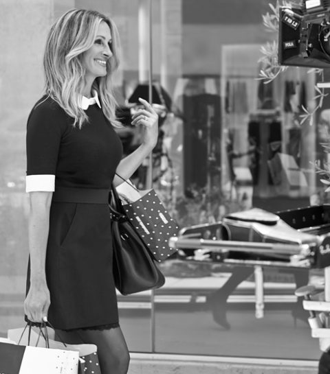 WATCH: Julia Roberts voor Calzedonia