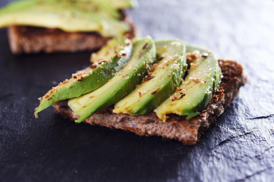 snack, avond, gezond, healthy, recept