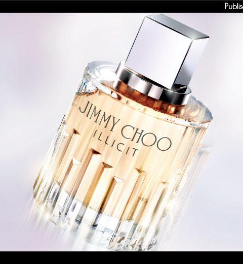 Ontdek het nieuwe parfum ILLICIT van Jimmy Choo!