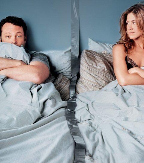 Test: wat zegt je slaaphouding over je relatie?
