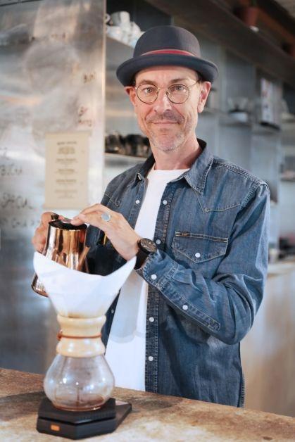 Op de koffie bij de beste barista van België - 1