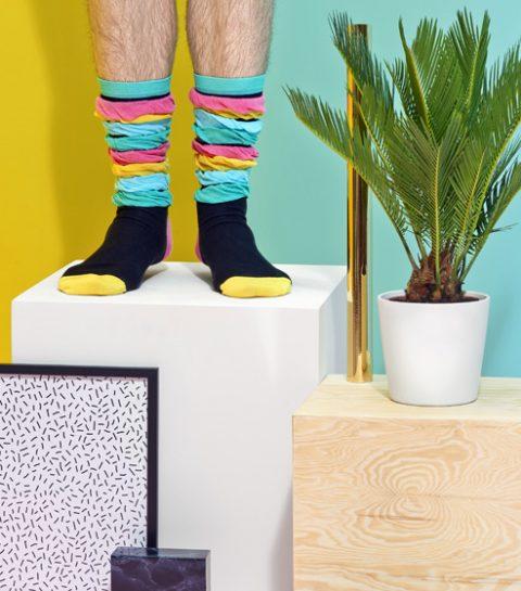 Happy Socks popt up in Antwerpen