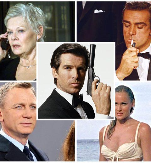 15 dingen die je nog niets wist over James Bond