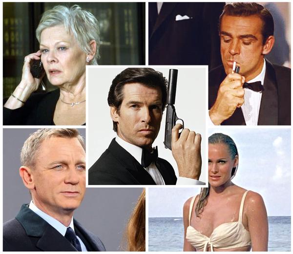 James Bond 15 weetjes