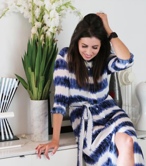 A Blogger Life: Emma Gelaude