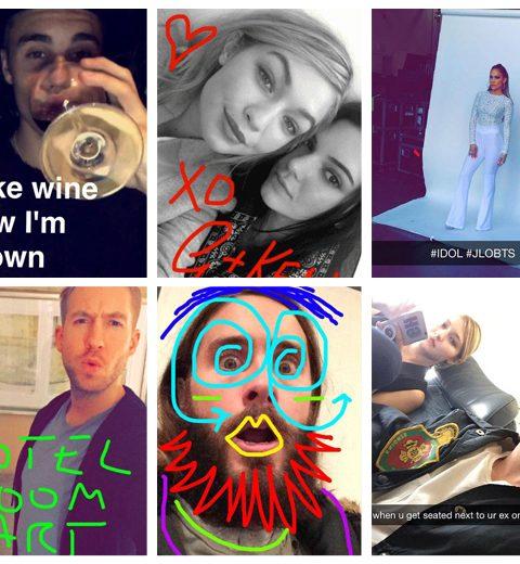 15 Snapchat-accounts die je moet volgen