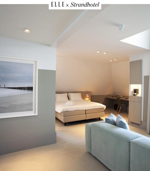 Strandhotel: de ultieme hotspot voor een weekend aan zee