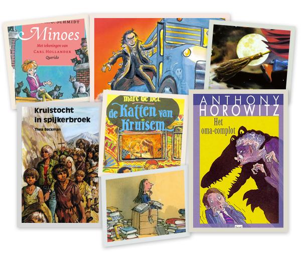 De 10 jeugdboeken die we opnieuw willen lezen