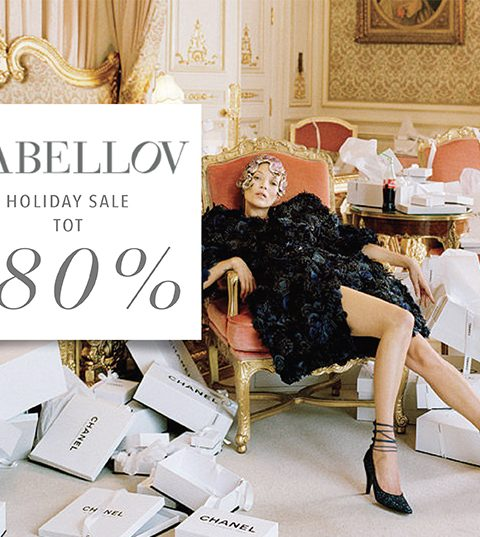 Holiday Super Sale bij Labellov