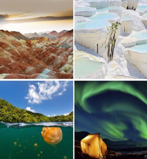 5 x indrukwekkende natuurfenomenen die je moet zien