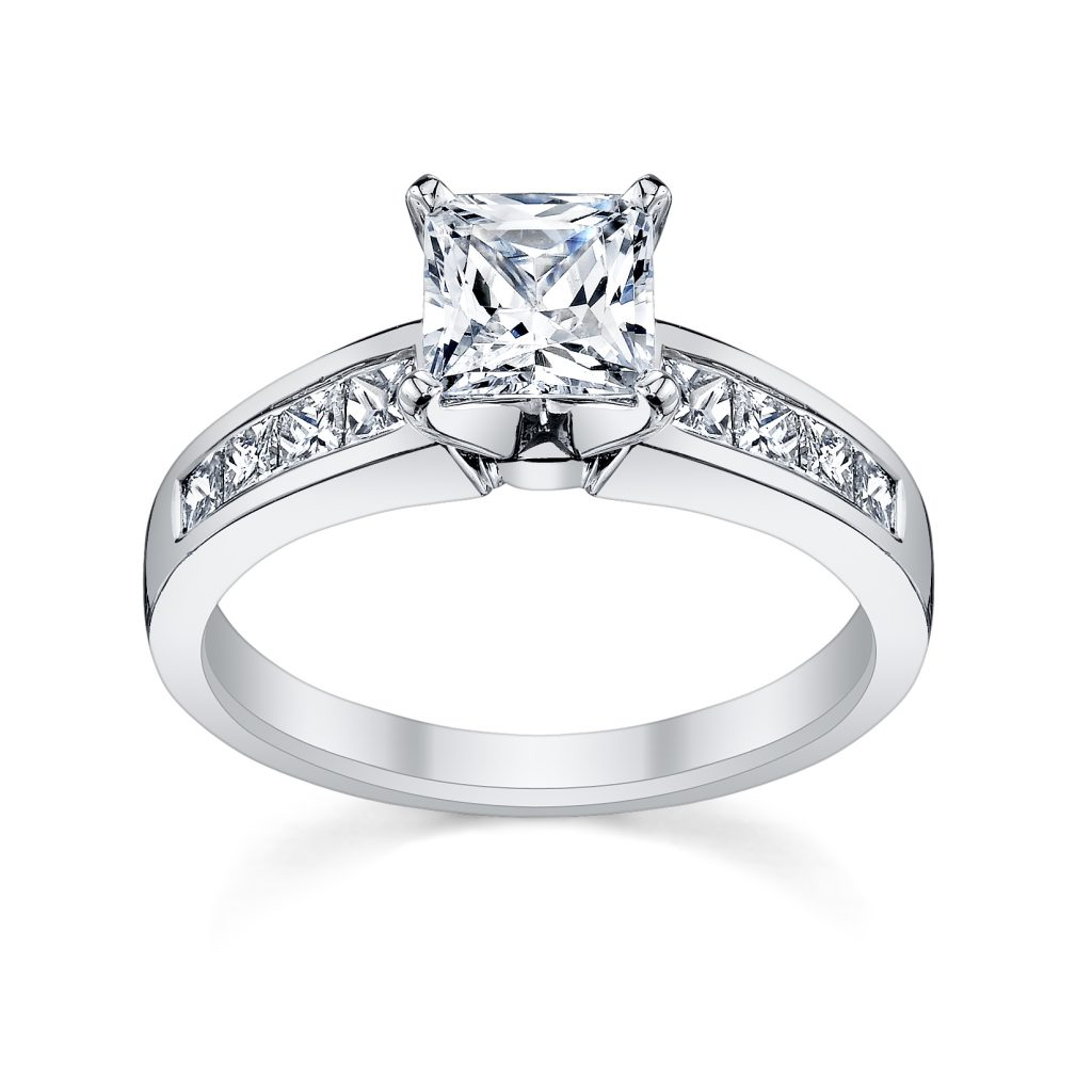 princess-engagement-ring-side-stones