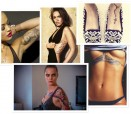 welke tattoo's flatteren je lichaam
