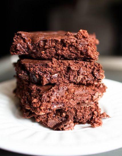 Healthy Brownies : recept