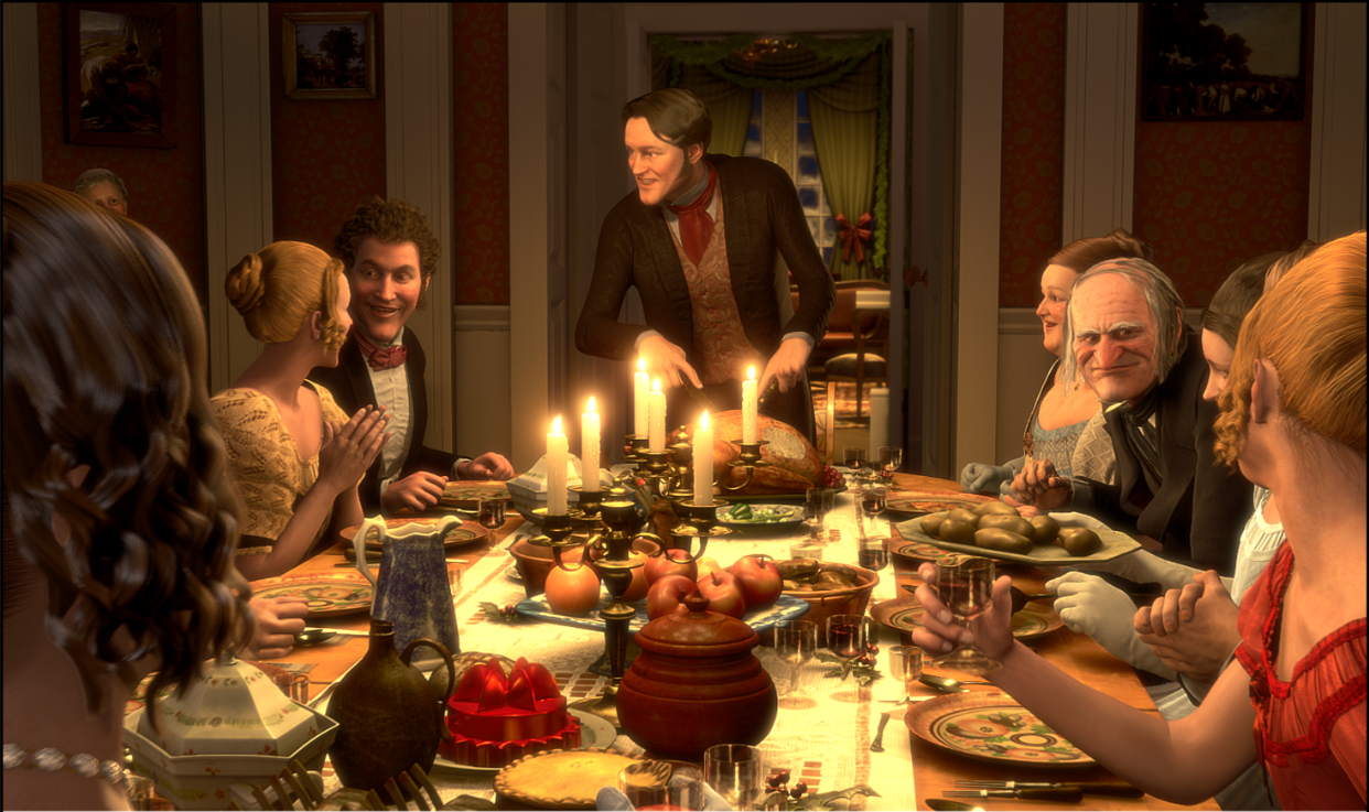 A Christmas Carol Picture 2