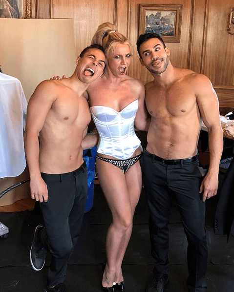 britney spears instagram beautiful mess