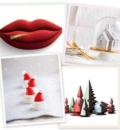 Shopping: 10 prachtige kerstdesserts om mee uit te pakken