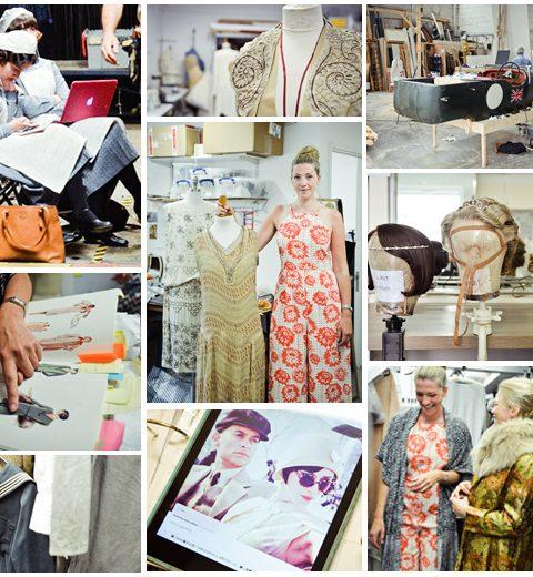 ELLE Backstage: achter de schermen bij Downton Abbey