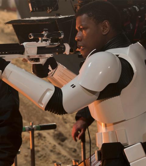 Interview: 4 vragen aan Star Wars acteur John Boyega