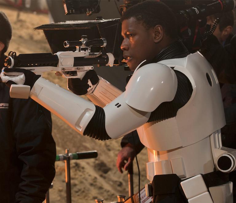 Interview Star Wars John Boyega