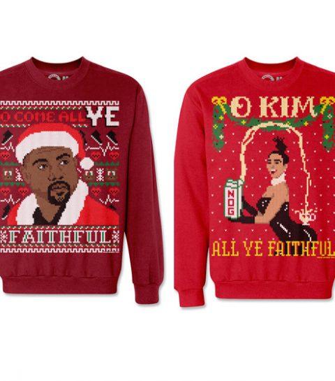 De beste celebrity kersttruien