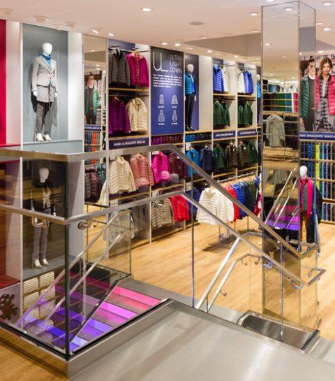 Uniqlo opent tweede Belgische winkel